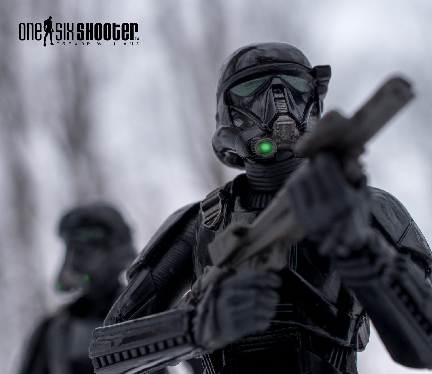 Hasbro Black Series Death Troopers