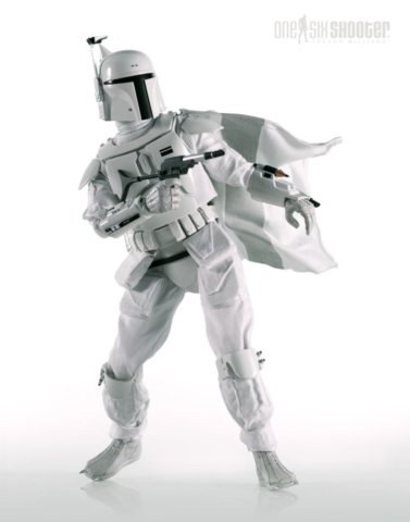 Sideshow Collectibles Prototype Boba Fett