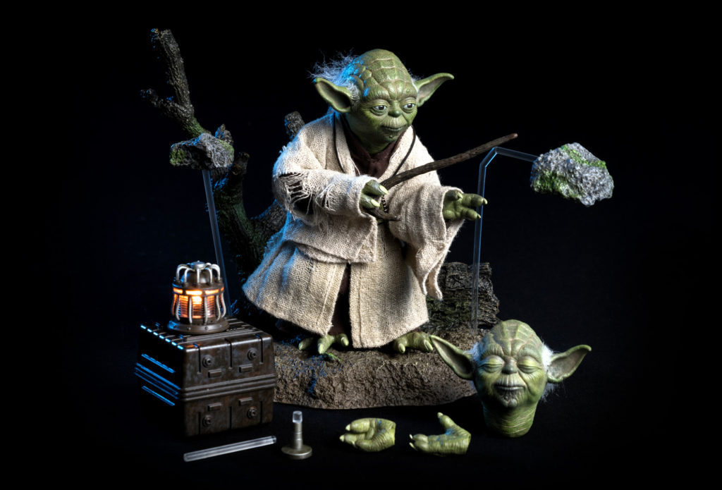 Hot Toys Yoda by One:Six Shooter